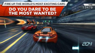need for speed most wanted apk for android