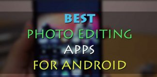 Picture Editing Apps