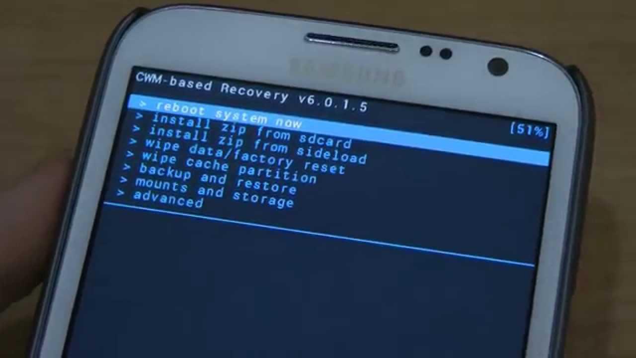 Install CWM Custom Recovery on Galaxy Note 2 N7100