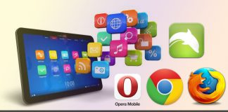 5 amazing android browsers free on google play