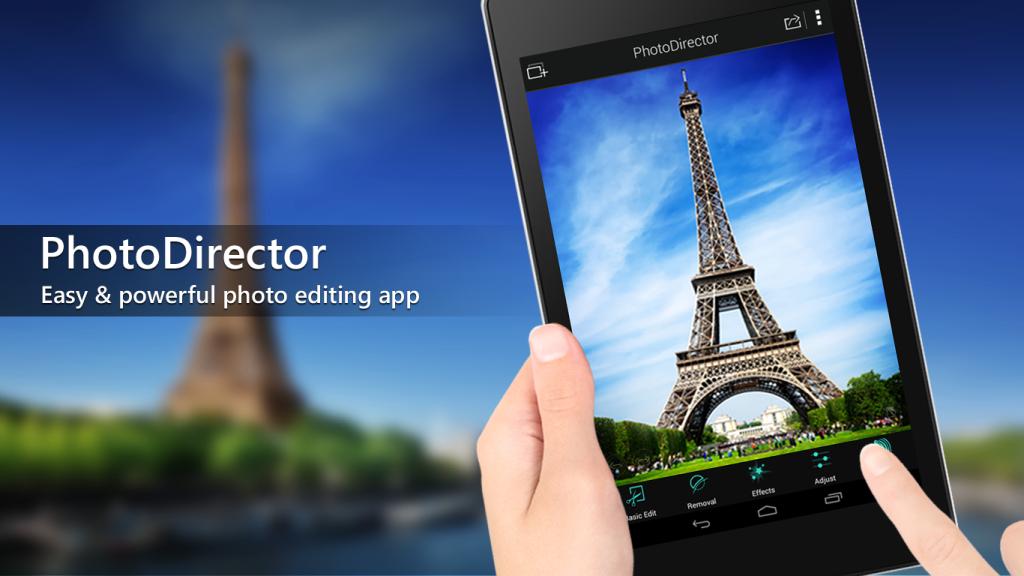 Photo Director Photo Editor App