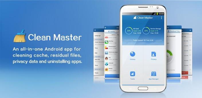 Clean Master (Boost & App Lock)