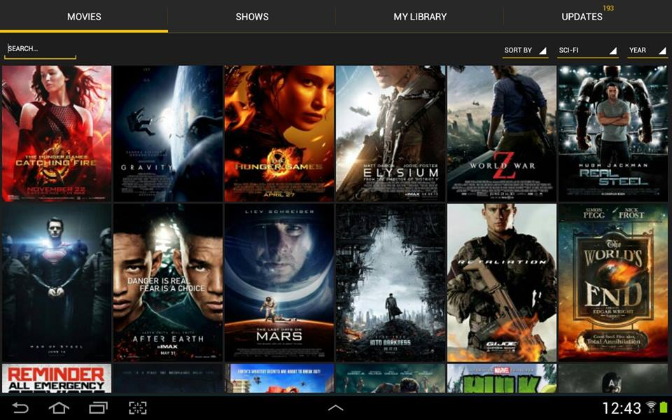 watch free movies android apk