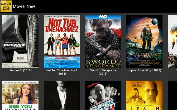 android app movies hd