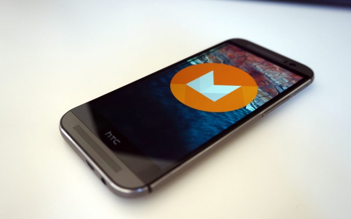 Update HTC One M8 Marshmallow crDroid