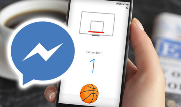 Facebook Messenger Basketball Game and Some Other Tips