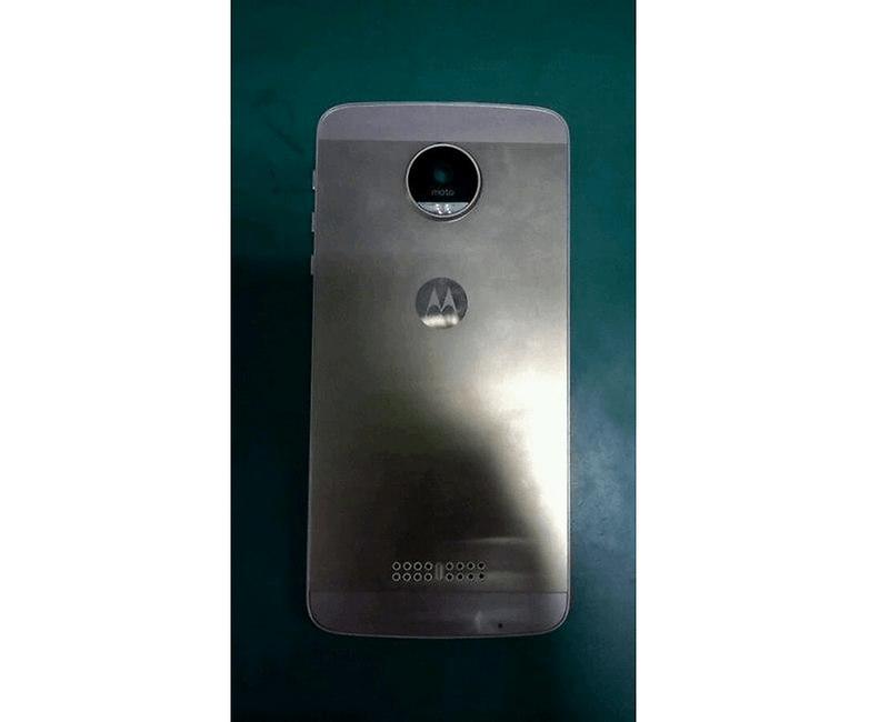 Moto X 2016 design