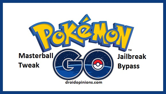 Masterball for Pokemon Go