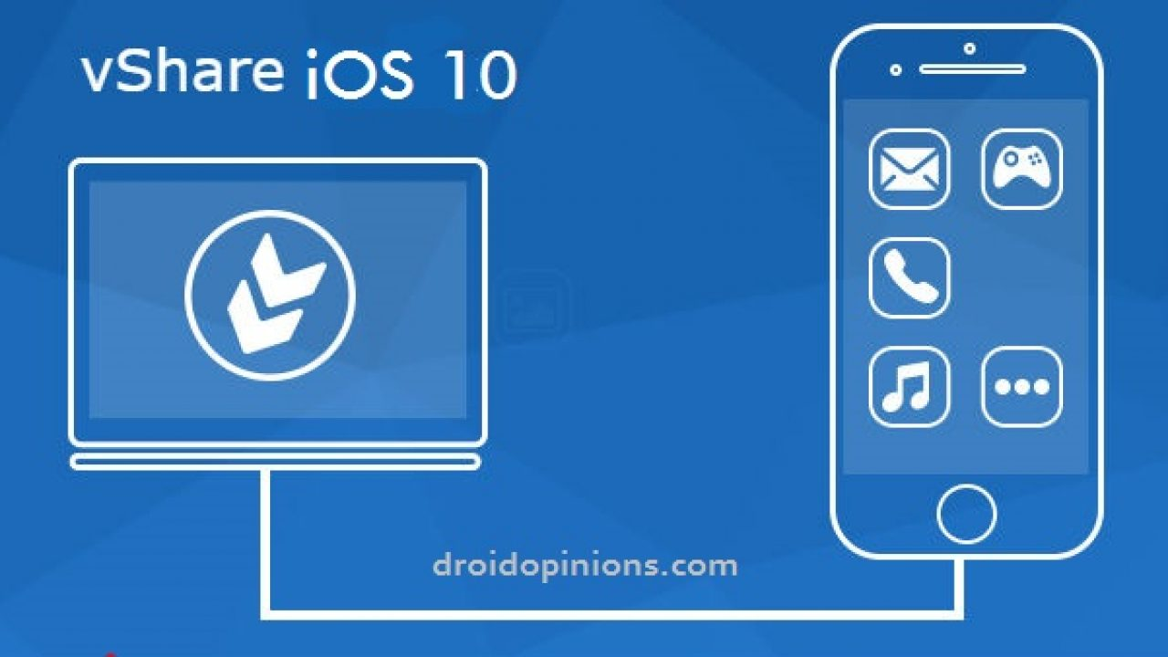 Download vShare iOS 10 without Jailbreak | iPhone/iPad