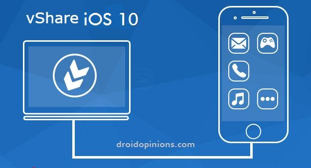 vShare iOS 10