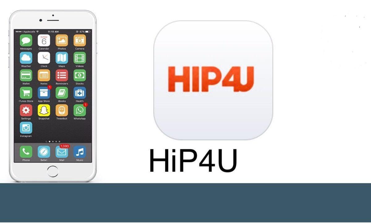 Hip4U iOS Store