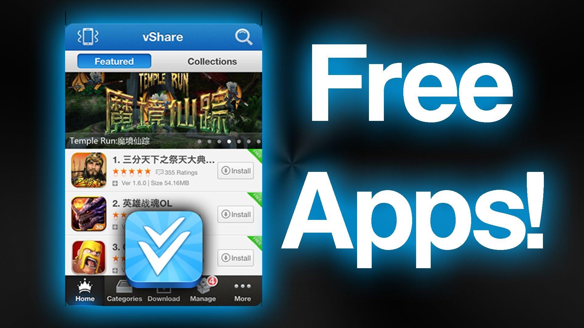 Download vShare iOS 10 without Jailbreak | iPhone/iPad - Working Method