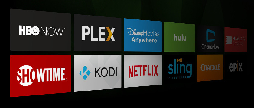 top tv and movie streaming apps android