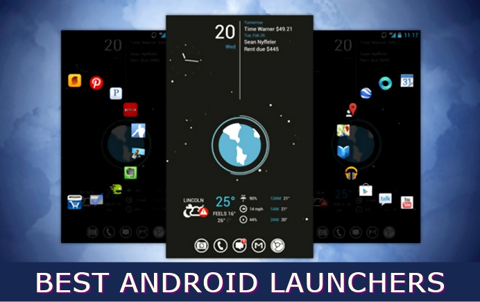top 10 best android launchers 2017 droidopinions
