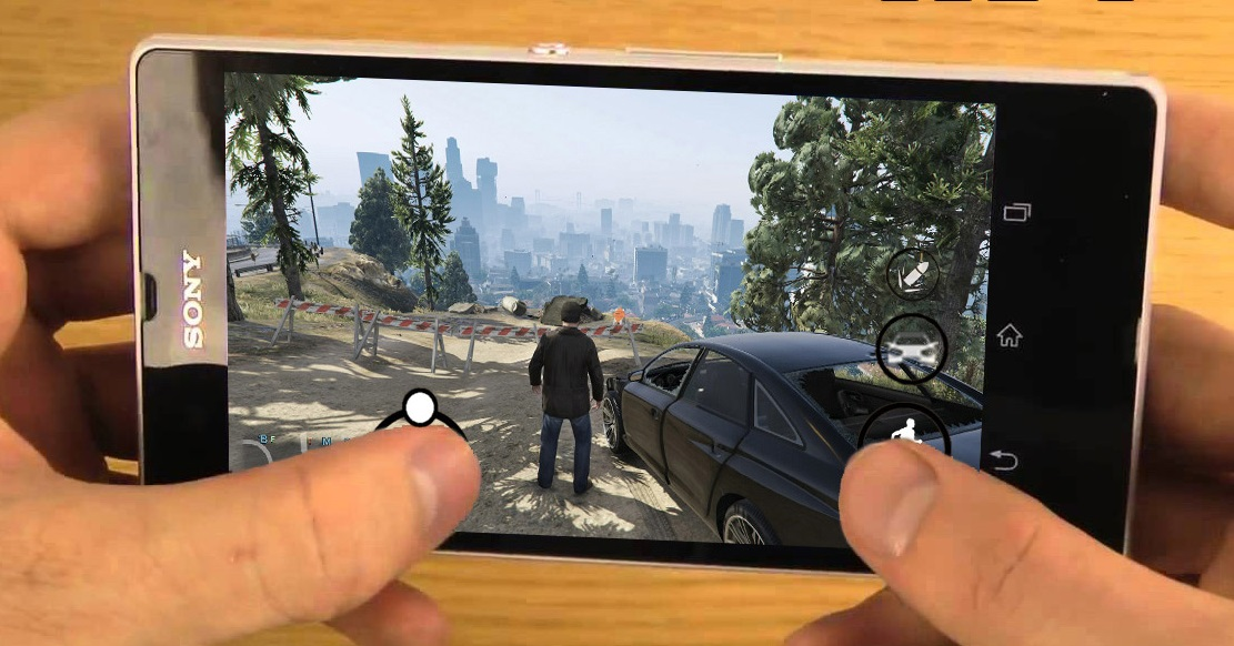 how to play gta 5 online on android without downloading