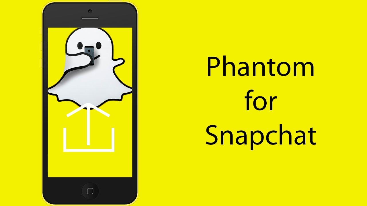 phantom snapchat ios ipa