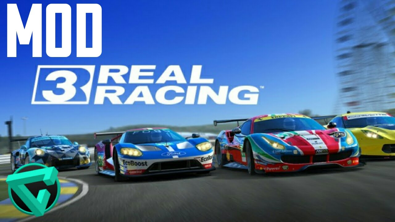 Real racing 3 v5 2 0 mod unlimited money gold android