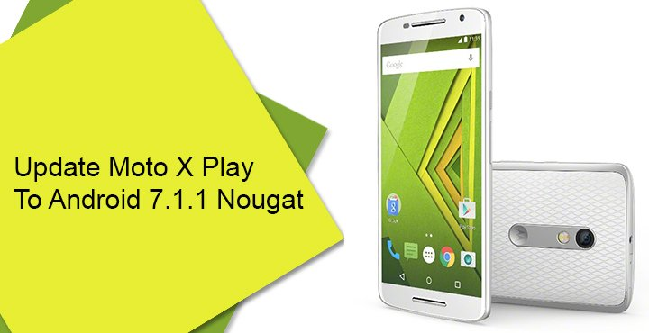 moto x play fastboot drivers