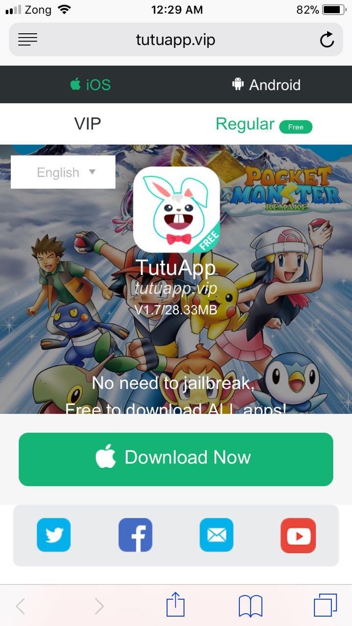 Download Tutuapp iOS 12/11 for Free [tutu app for iOS] - DroidOpinions