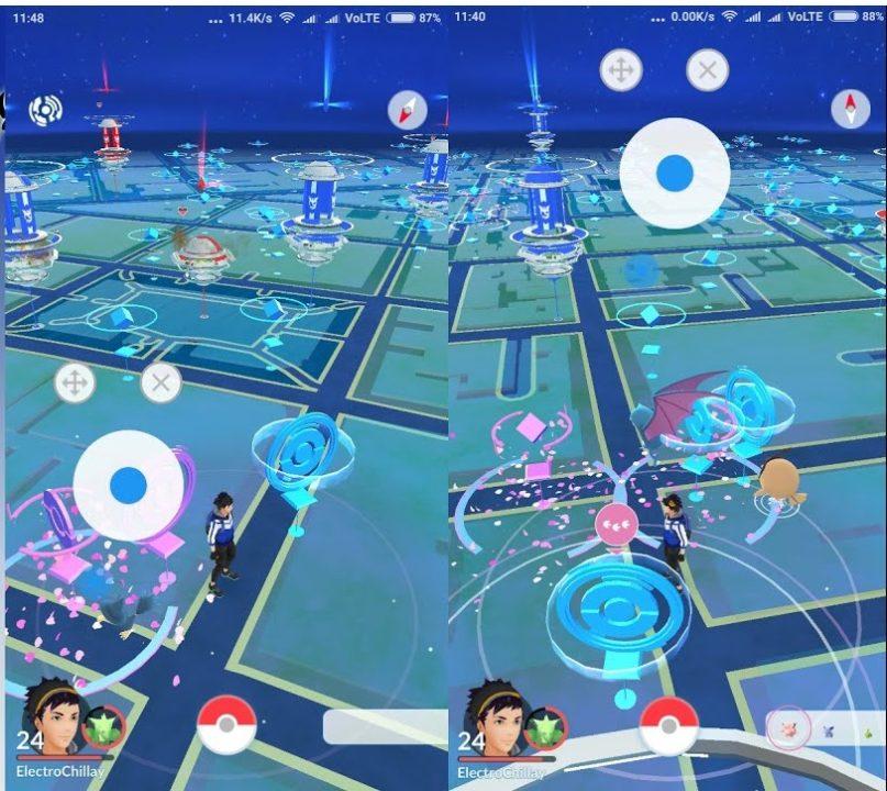 pokemon go union square hack