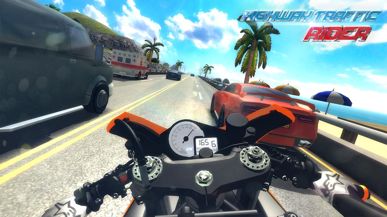 traffic rider hack apk mod