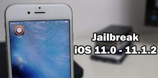 jailbreak ios 11.1.2 using liberios