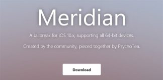 meridian jailbreak ipa
