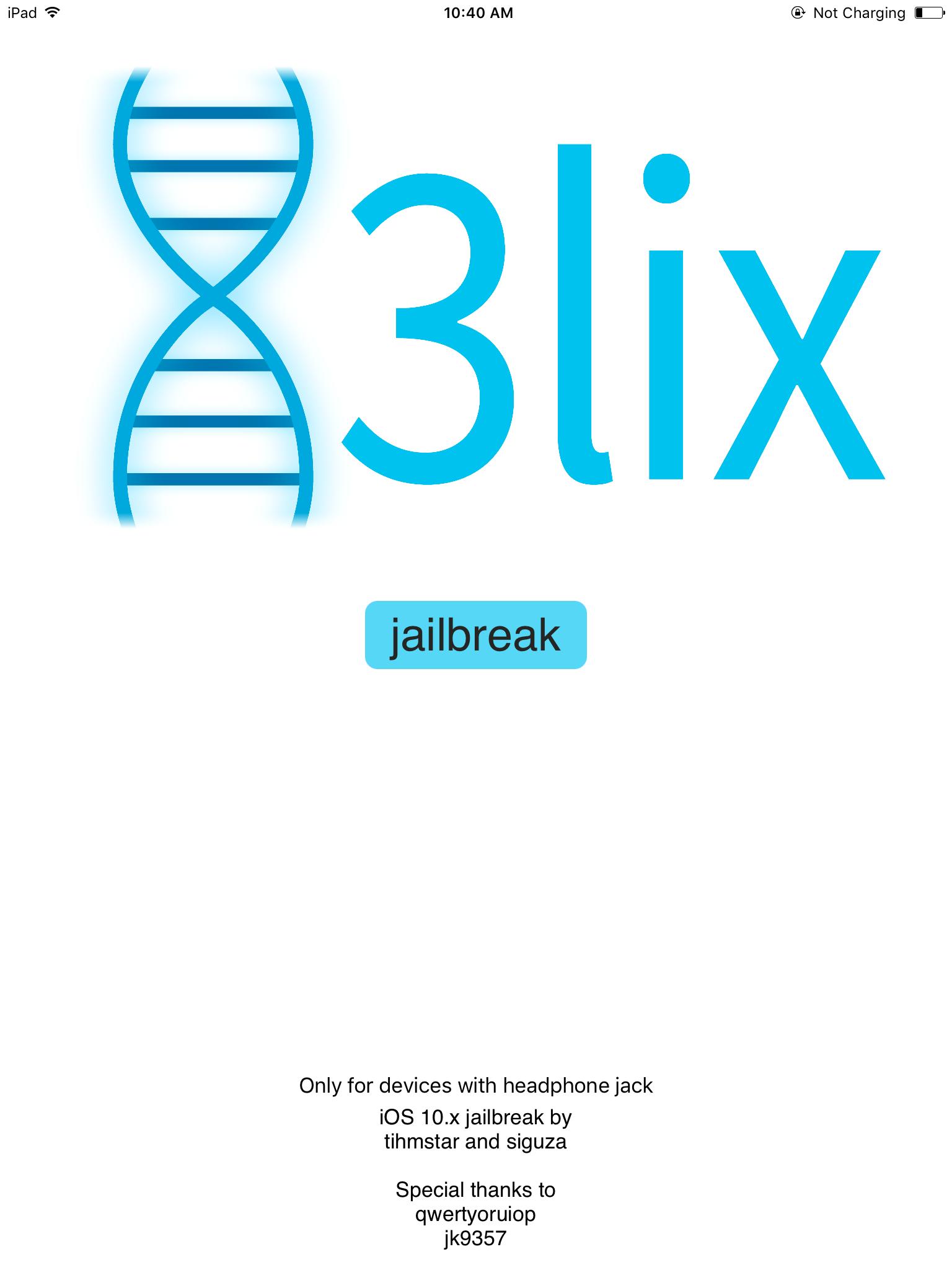doubleh3lix jailbreak