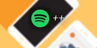 spotify++ iOS 12