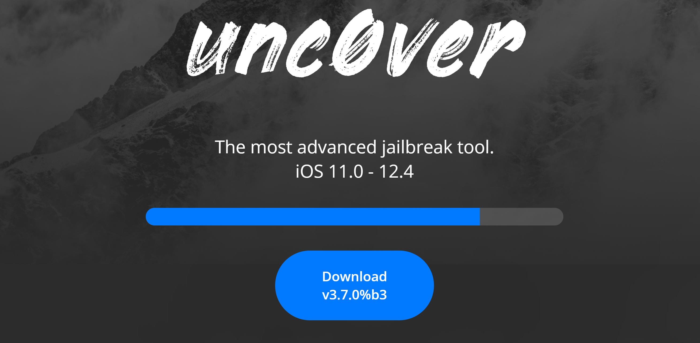 uncover 3.7.6 b2, b3 jailbreak ipa