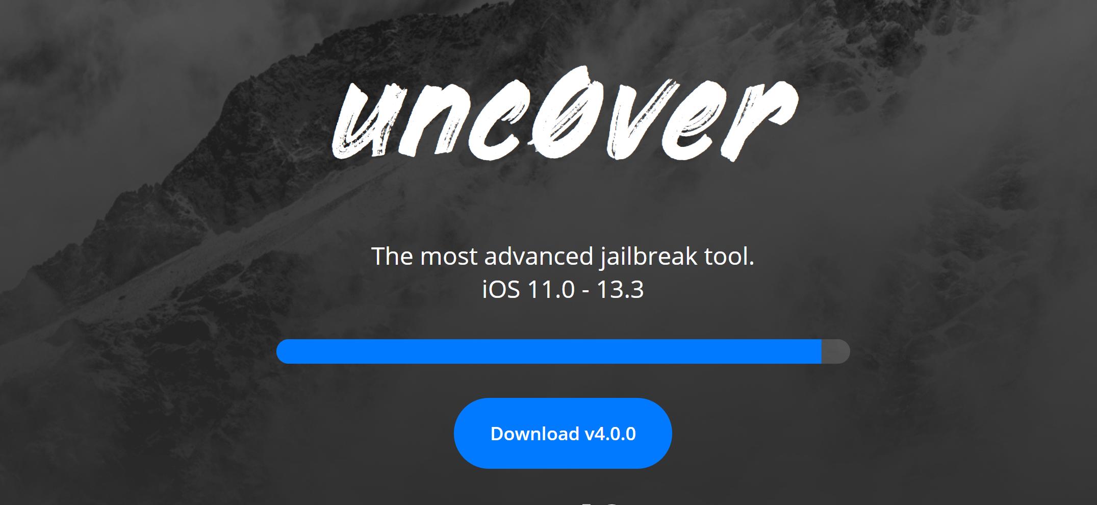 uncover jailbreak ipa v4.0.0