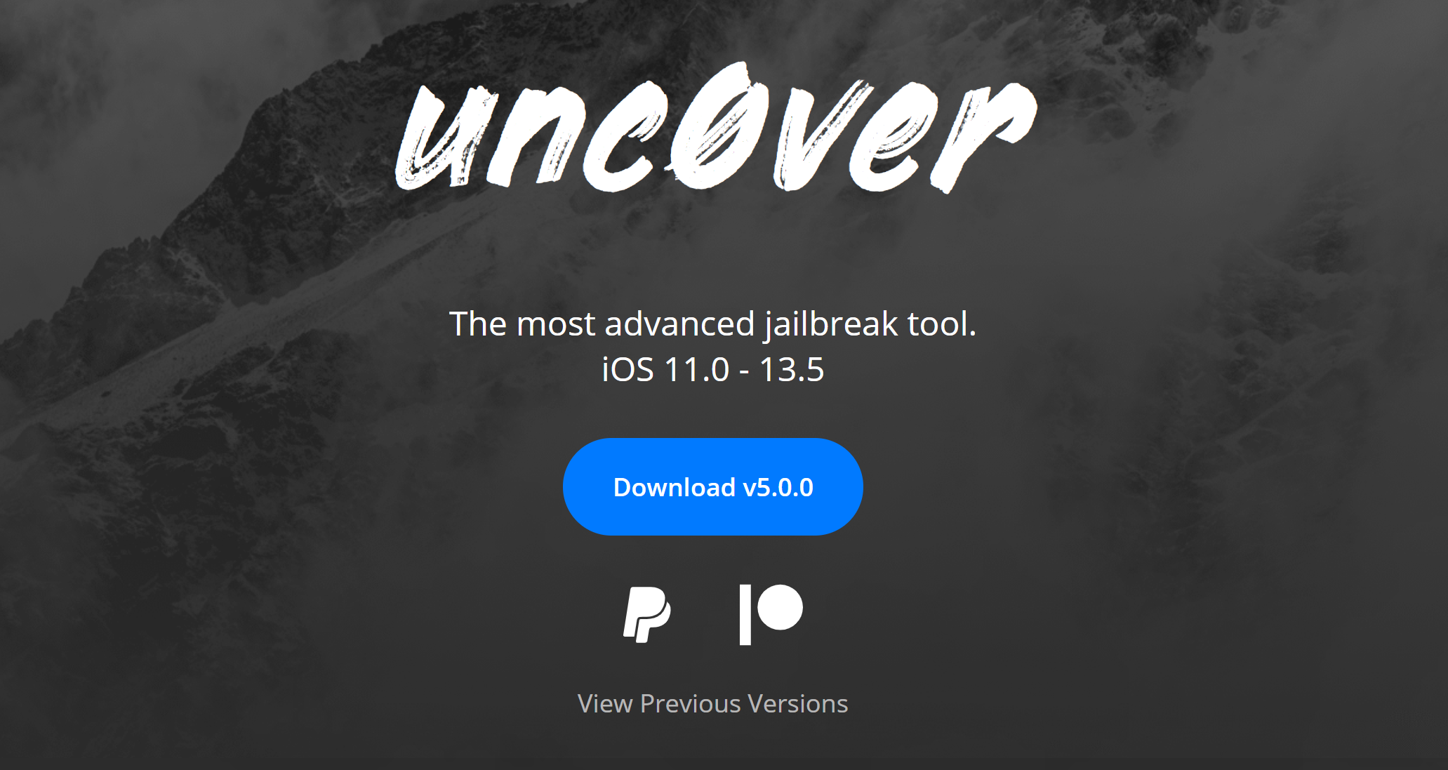uncover 5.0.0 ipa